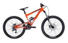 Commencal Supreme 6 shiny orange